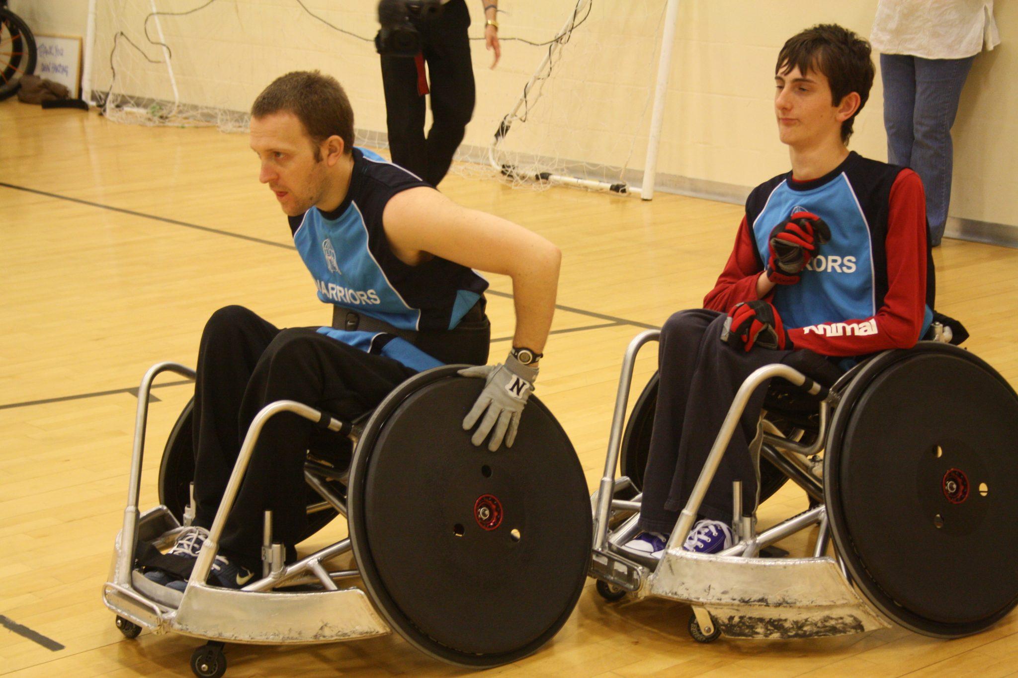 Woodbridge Wheelchair Warriors