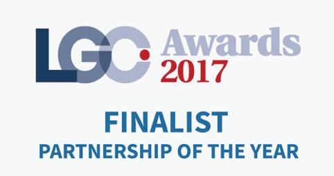 LGO Awards 2017 - Finalist
