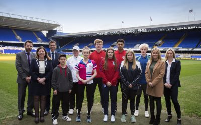 Concertus sign-up to SportsAid Suffolk, as nine more young sportsmen and women receive support