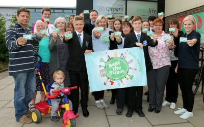 Beat the Street successful in tackling inactivity in Sudbury and Great Cornard