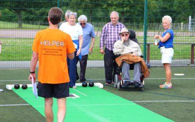 Community Games help to get people active in Ipswich