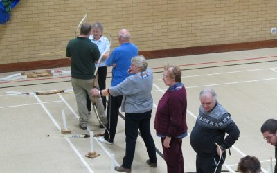 Get on target with an archery taster course in Ipswich