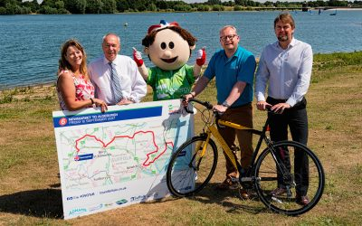 Anglian Water announced as supporting partner for OVO Energy Tour of Britain
