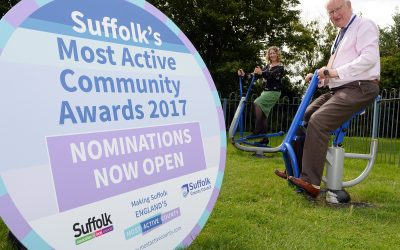 Competition launched to find Suffolk's most active communities