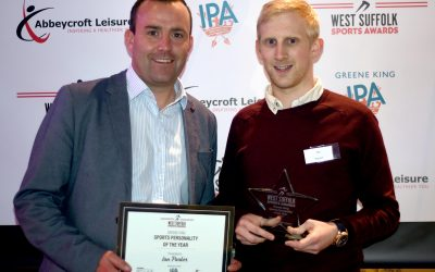 West Suffolk celebrates its sporting heroes