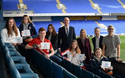 Super talented Suffolk youngsters recognised by SportsAid