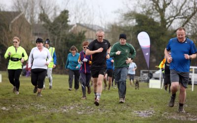 Haverhill becomes the latest town to join the parkrun phenomenon.