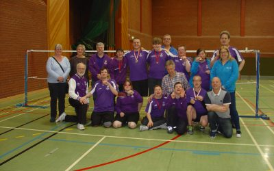 Local Special Olympians fly the flag for Suffolk