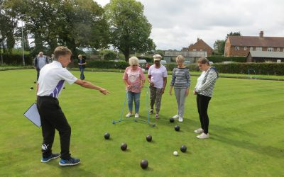 'Bowls and arrows' on the menu for Ipswich sports project