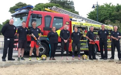 Suffolk Fire and Rescue Service to take on the Great East Swim