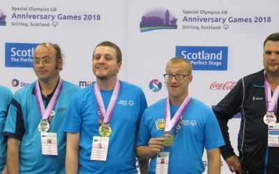 National success for Special Olympics Suffolk in Scotland