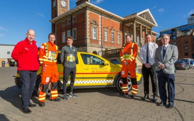 Charity runners and Commonwealth Games medalist launch 2019 Simplyhealth Great East Run