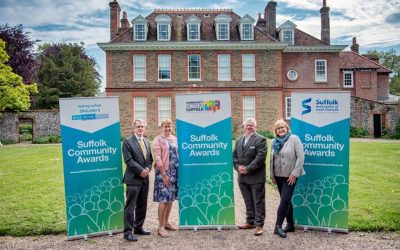 Announcement about the 2020 Suffolk Community Awards