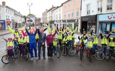 Bury Goes Biking another great success