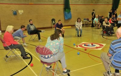 ActivLives celebrate National Boccia Day in style