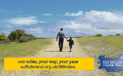 100 Miles for Suffolk Mind challenge launched