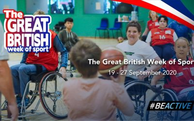 Value of sport and physical activity sector in the spotlight ahead of Great British Week of Sport